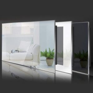 27 Waterproof Bathroom Mirror TV LED