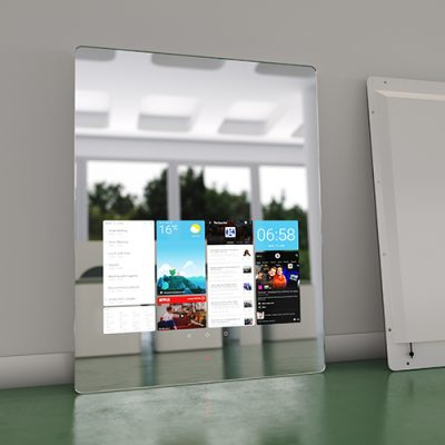 smart mirror tv waterproof bathroom TV by Sarason