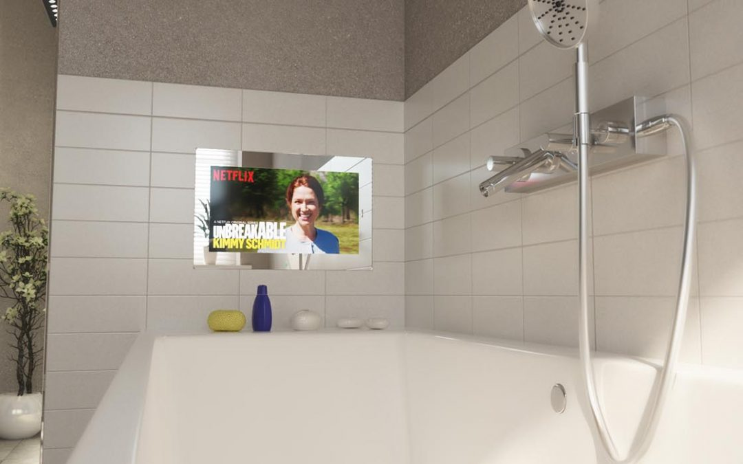 How to choose the best waterproof TV for your home